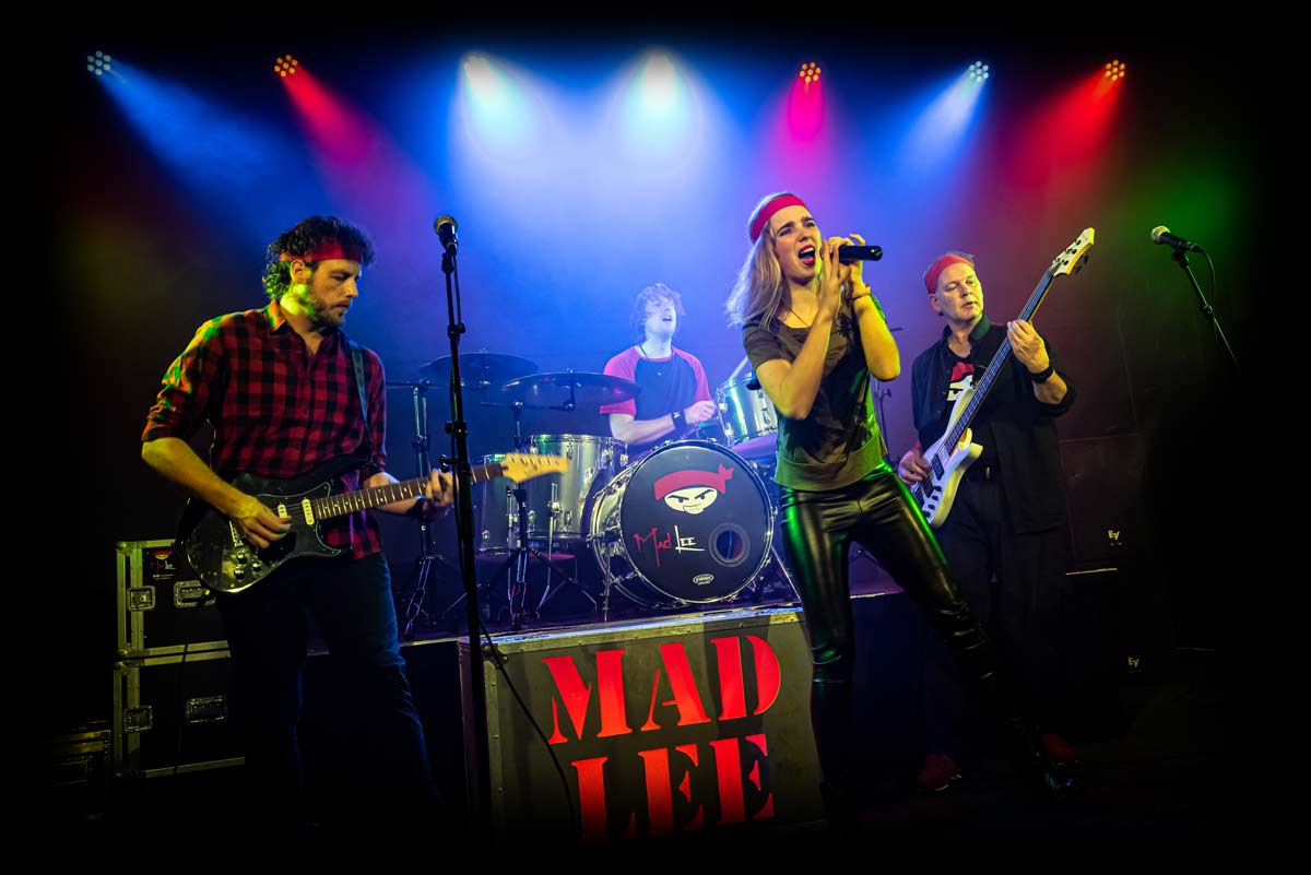 Mad Lee and the Mothercovers